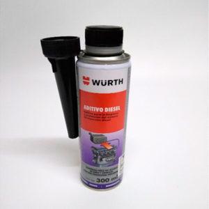 Limpiador de inyectores Wurth