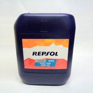 Aceite 15W-40 20 litros