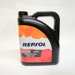 Aceite10W-40 5 litros para DPF