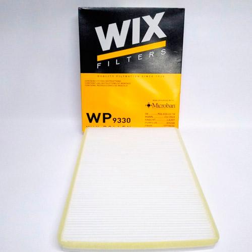 Filtro de cabina antipolen Wix