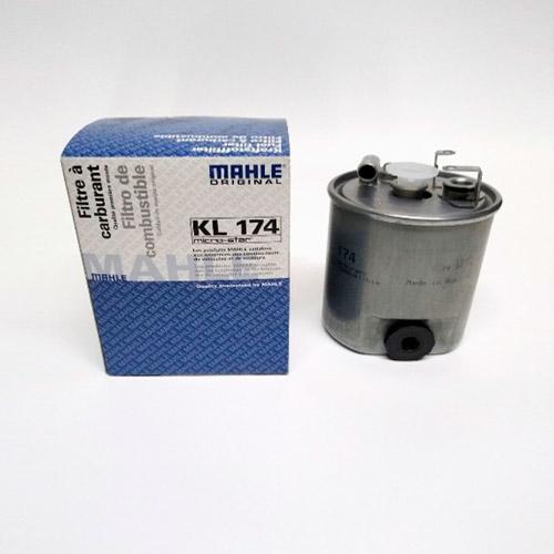 Filtro de petroleo para con sensor mahle kl174