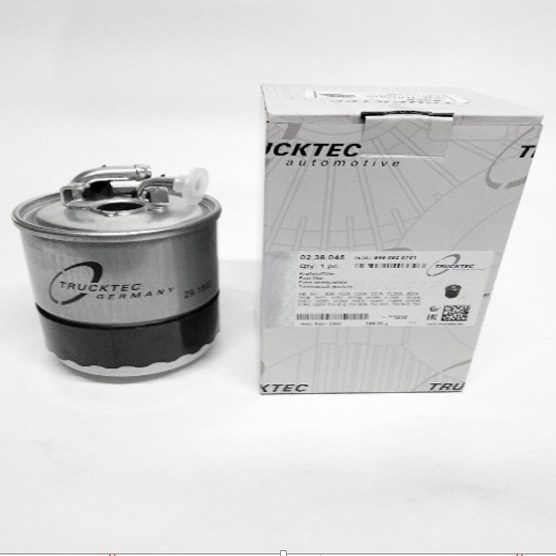 Filtro de petróleo Trucktec